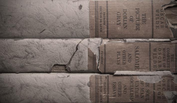 欧州のルリユールと日本の手製本